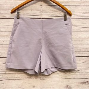 Maurices | lilac high rise shorts